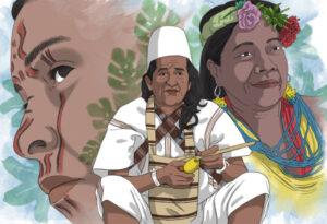 Indígenas en Colombia