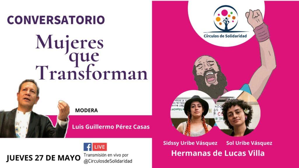 Conversatorio Mujeres que Transforman