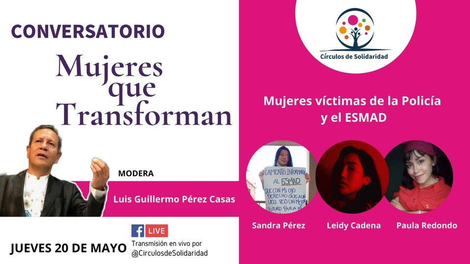 Mujeres que Transforman jueves 20 Mayo 05