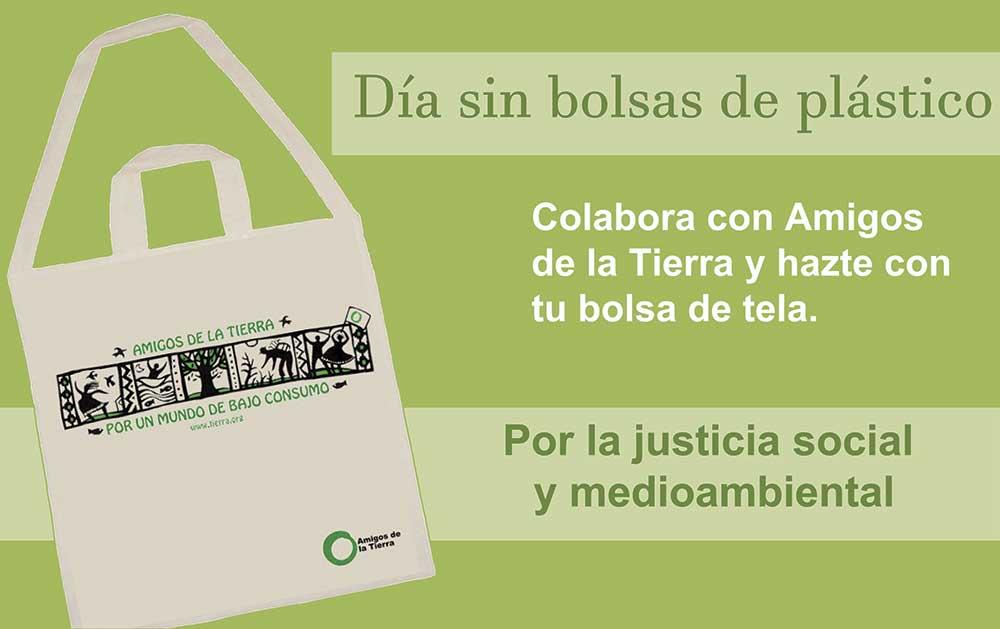 Sin Bolsas de plástico