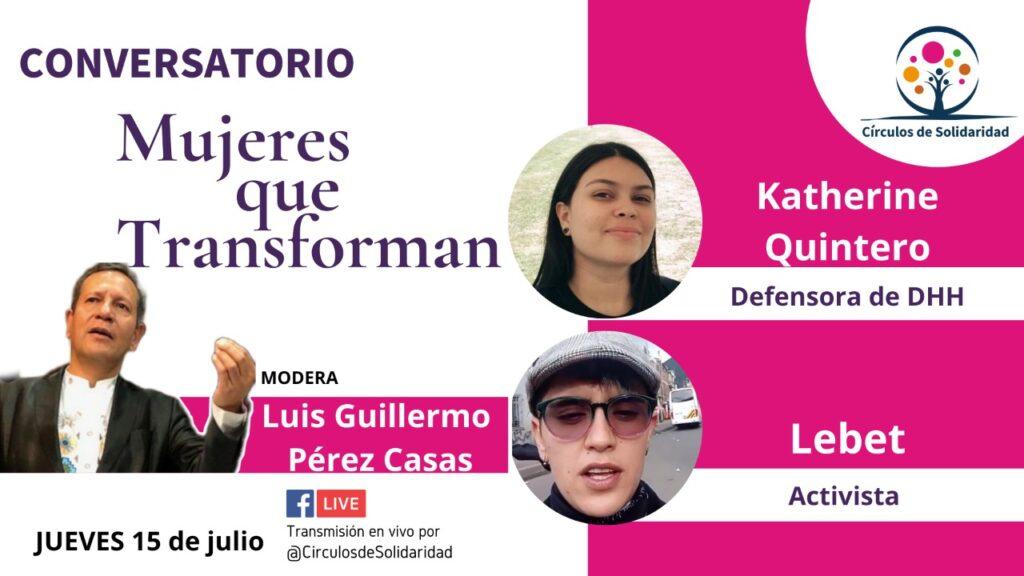 Mujeres que Transforman