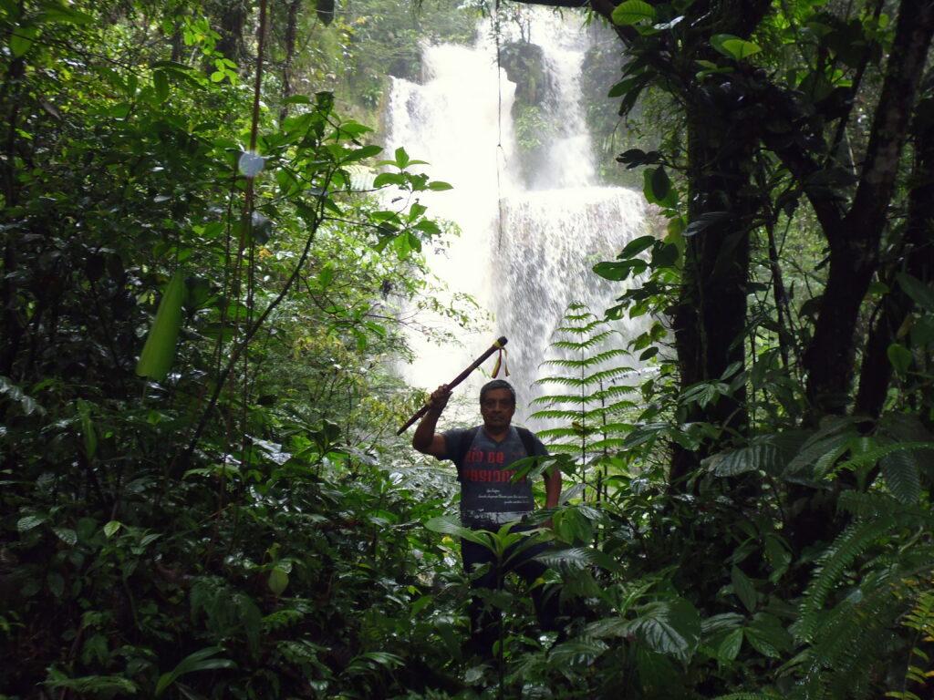 Amazonia cascada del Duende