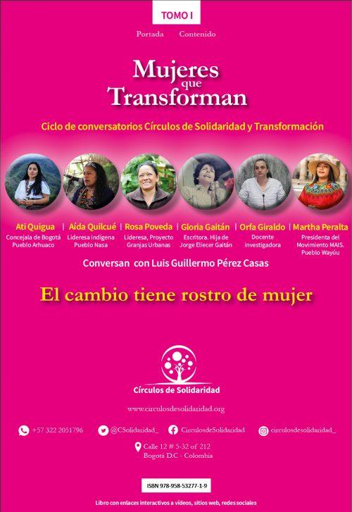 Contra Caratula Libro Mujeres